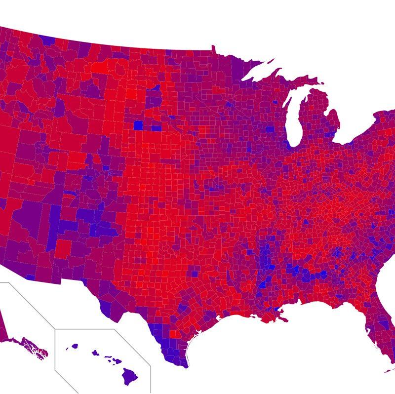 Baldwin County still purple